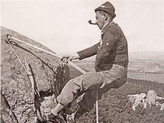 V turnovském muzeu slavnostně otevřeli expozici věnovanou horolezectví. Na...