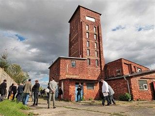 Prohlídka Rudé věži smrti, významné památky zapsané v UNESCO. (13. září 2019)