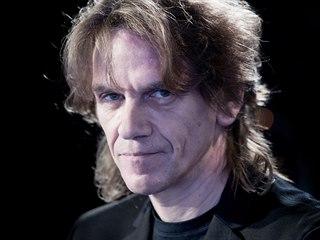 Zpěvák a skladatel Michal Penk v diskusním pořadu Rozstřel.