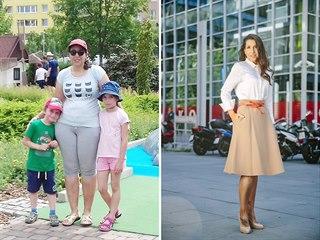 Osmatřicetiletá Ludmila shodila 25 kilogramů