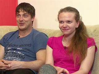 Jarka poznala Míru, když jí bylo 15 let. Mají spolu dvě děti.