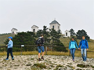 Na Svatý Kopeček míří každý rok čím dál více turistů. Přírodní rezervace s...