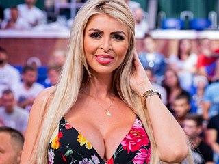 Lela Ceterová (Oktagon 13, Štvanice, Praha, 27. července 2019)