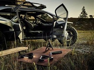 Nový koncept Audi AI: TRAIL