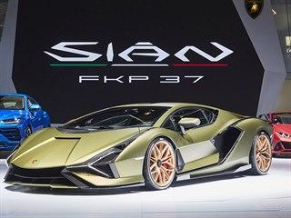 Lamborghini Sián FKP37
