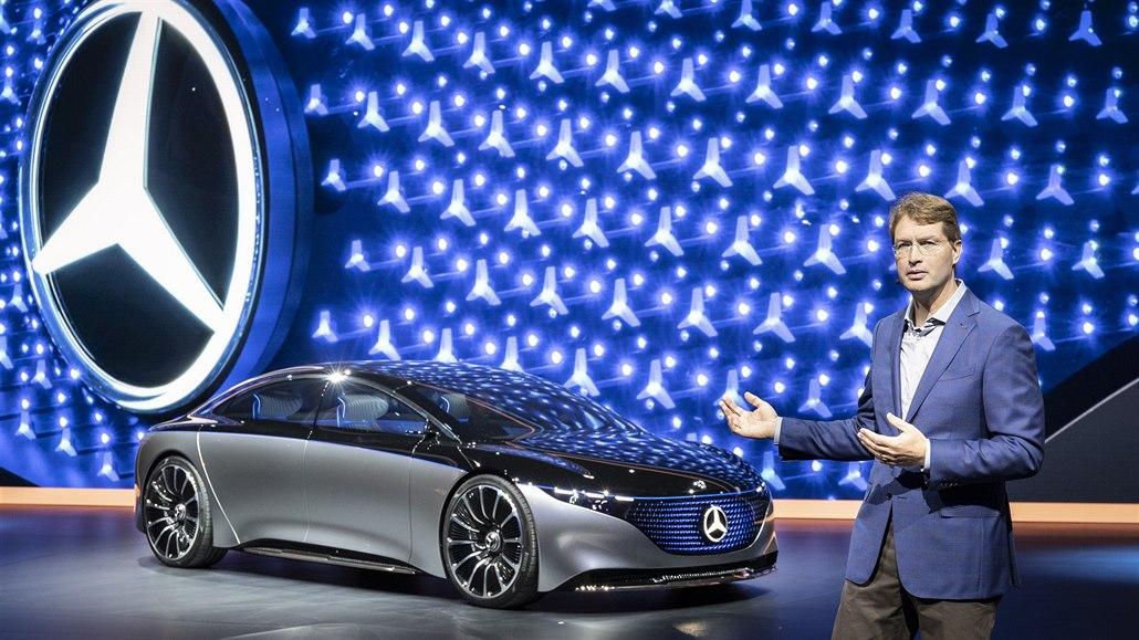 Německá automobilka Daimler propustí až patnáct tisíc zaměstnanců