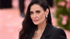 Demi Moore (New York, 6. března 2019)