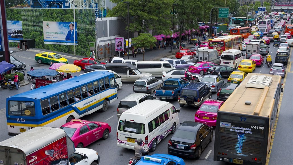 Thajské rande bangkok