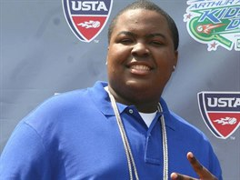 Sean Kingston (New York, 25. srpna 2007)