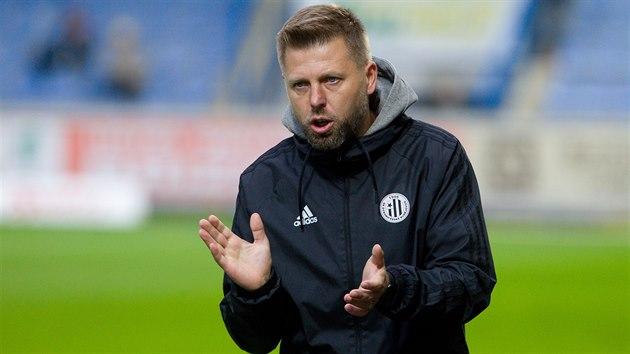 Budějovický trenér Horejš: Výhru jsme strašně potřebovali