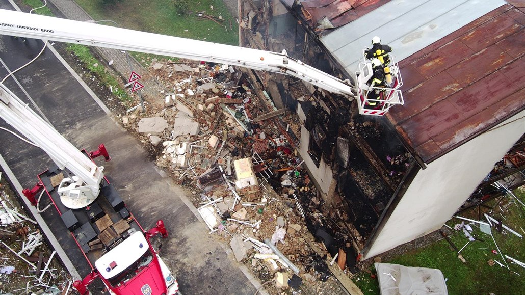 Expertiza potvrdila, že při výbuchu zemřel muž, na něhož si lidé stěžovali