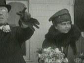 """USA jako """"babská říše""""? Po mužově mrtvici řídila stát paní Wilsonová"""