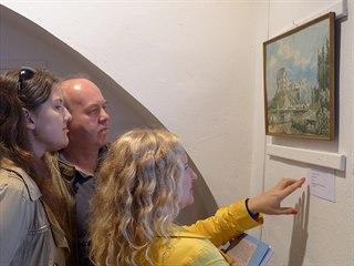 Výstava, jež potrvá v brtnickém Valdštejnském domě až do 17. listopadu,...