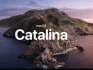 Přichází operační systém Apple macOS 10.15 Catalina.