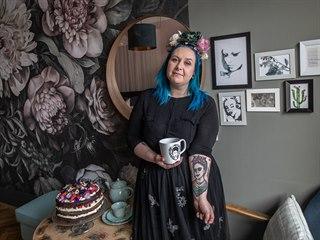Anna vždy snila o bydlení v duchu slavné malířky Fridy Kahlo. Přání se jí...