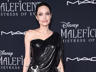 Angelina Jolie (Los Angeles, 30. září 2019)