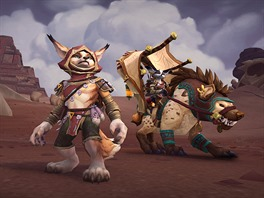 World of Warcraft – Vulpera