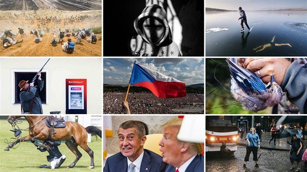 Czech Press Photo 2019 zná nominace, ve hře jsou i fotografové MAFRA