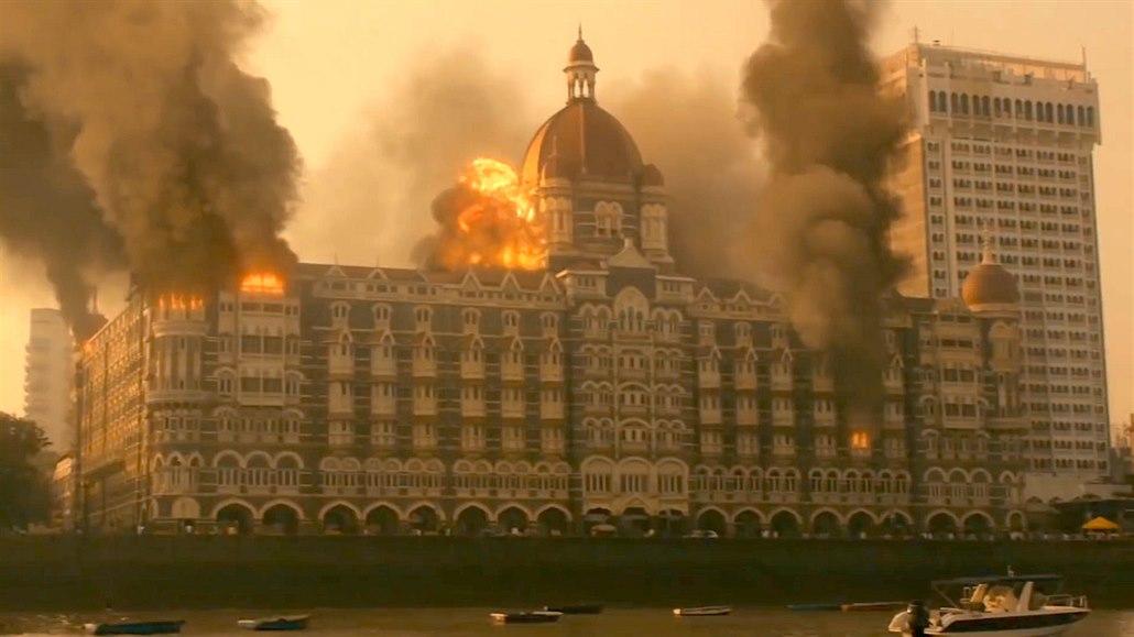 Tak se tu tři dny zabíjelo, ukáže na festivalu Hotel Mumbai