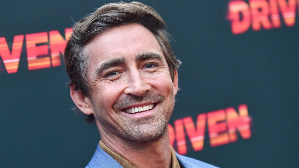 Lee Pace (Los Angeles, 29. července 2019)