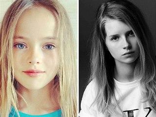 Mladičké modelky, které dobyly svět