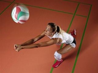 Helena Havelková patří k největším ikonám českého volejbalu.