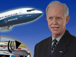 """Kapitán """"Sully"""" Sulenberger se zastal pilotů havarovaných Boeingů 737 MAX"""