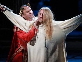 Z představení Jesus Christ Superstar (2010)