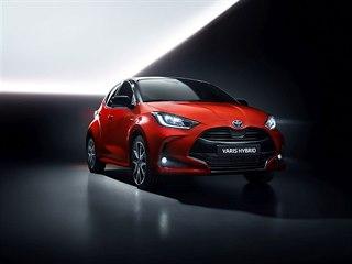 Toyota Yaris 4. generace
