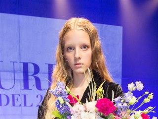 Vítězka Pure Model 2019 Tereza Faltinová (9. října 2019)