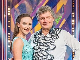Miroslav Hanuš a Adriana Mašková ve StarDance X