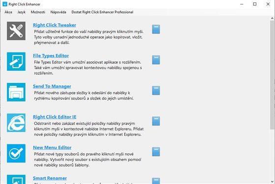 Software zdarma: ovládejte Windows kontextovým menu