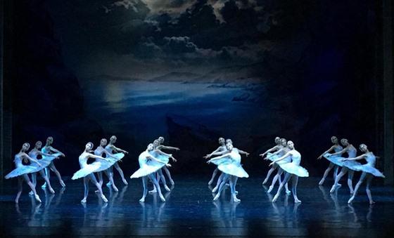Moscow City Ballet - Labutí jezero