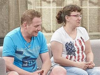 Manželé Libuše a Aleš se rozhodli pro změnu, aby vnesli jiskru do svého vztahu.