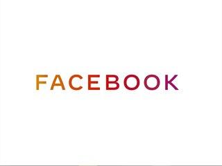 Nově logo společnosti Facebook
