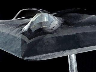 Model bezpilotního letounu LOUT