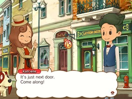 Layton's Mystery Journey: Katrielle and the Millionaires' Conspiracy – Deluxe...