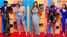 Móda na cenách MTV Europe Music Awards 2019