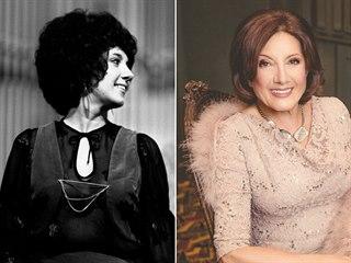 Zpěvačka Marie Rottrová, přezdívaná Lady Soul, slaví osmasedmdesáté narozeniny....