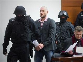 Tomáš Penz před libereckým soudem