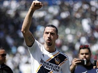Zlatan Ibrahimovic po dvou sezonách končí v Los Angeles Galaxy, měl by se...