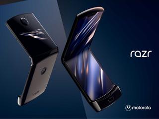 Nová Motorola Razr