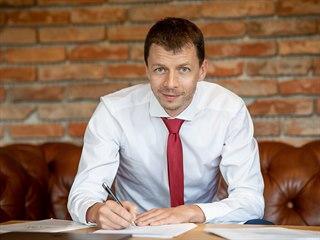 Lukáš Jankovský, předseda představenstva společnosti Zlaťáky