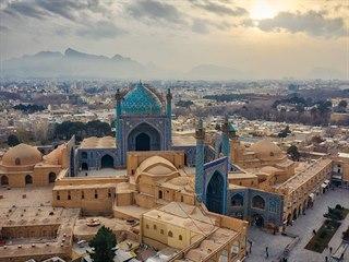 Mešita šáha Cheragha v Širazu