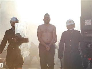 Záběr z filmu Amnestie