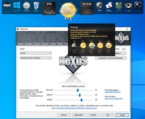 Software zdarma: snadno použitelný a stylový spouštěč aplikací