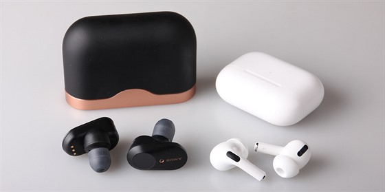 Sony WF-1000XM3 versus Apple AirPods