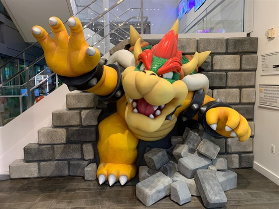 Bowser v Nintendo New York