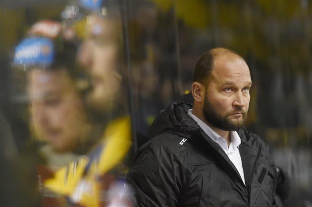 Antrenorul Šlégr și-a dat demisia, hocheiul Litvínov își caută succesorul