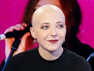 Zpěvačka Anna Julie Slováčková v diskusním pořadu Rozstřel (20. listopadu 2019)